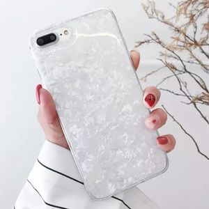Accessories - NEW IPhone 7/8 White Pearl Soft Case